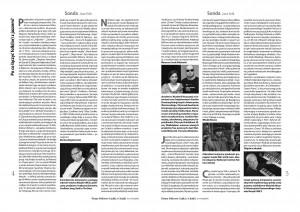 Pismo Folkowe Gadki z Chatki (5/2015) - Po co łączyć folklor z jazzem